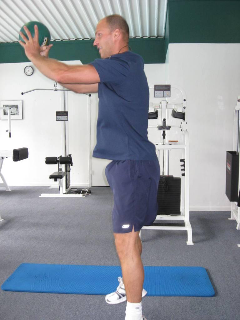 intermediate workout plan