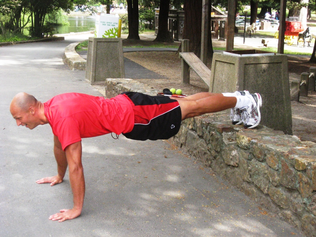 Highly functional workout